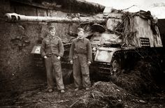 "«Hornisse» (Sd.Кlz.164); 8,8 см "" Panzerjaeger-Abteilung 655. Frente del Este de 1943."