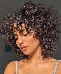 Curly Hair Tips, Curly Hair Care, Curly Hair Styles, Natural Hair Styles, Curly Girl, Short Curly Haircuts, Short Hair Cuts, Short Curls, Curly Short
