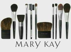 Mary Kay brushes