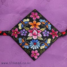 korean textile/embroidery