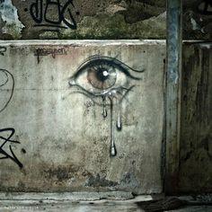 Picture of Street art by Poseydon - Barcelona (Spain) 3d Street Art, Amazing Street Art, Street Art Graffiti, Street Artists, Urban Graffiti, Chalk Art, Public Art, Urban Art, Urban Life
