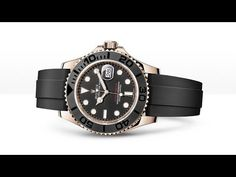 Rolex Yacht-Master 116655 Watch In Everose Gold With Black Ceramic Bezel For 2015   aBlogtoWatch