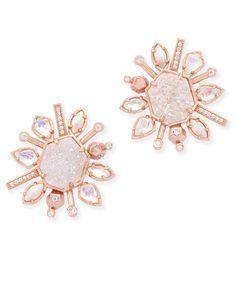 Ophelia Stud Earrings - Kendra Scott Jewelry.