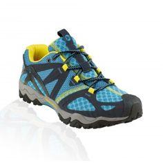 Merrell - Grassbow Air Hiking Shoe - Blue/Navy