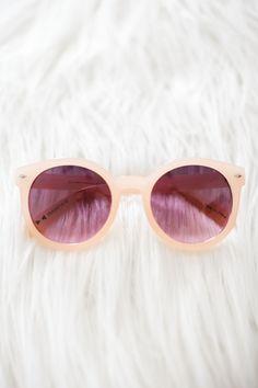 5e81d82027 LC Lauren Conrad Blush Sunglasses