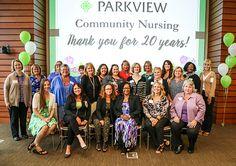 Happy 20th Anniversary Community Nursing!