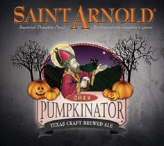 Saint Arnold Pumpkinator returns for another season