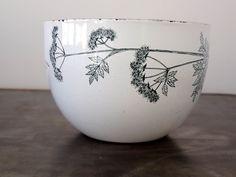 kaj franck finel / arabia enamel bowl