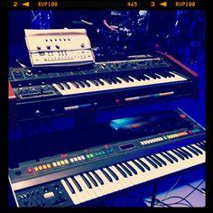 Roland TB303 + Jupiter 4 + Jupiter 8
