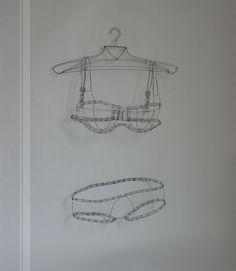 objets fils de fer sculptures et objets