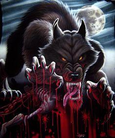 halloween werewolves - Google Search