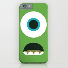 Buy Mike Wazowski by Adrian Mentus as a high quality iPhone & iPod Case. Worldwide shipping available at Society6.com. Just one of millions of products…