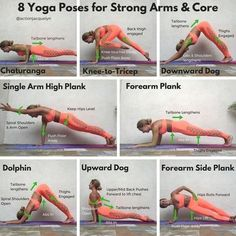 Use these powerful and effective yoga poses for your arm workouts. These 8 poses will sculpt define tone and strengthen your entire upper body and core. Thanks lovely @actionjacquelyn . . . #inspiration #yogainspo #yogainspiration #motivation #yogachallenge#yogaforlife #yogaeveryday #om #namaste #yoga #advertising#promotion #yogaeverywhere #yogalife #yogahigh#yogalove #yogapose #instayoga #yogagram #yogini #yogi #yogagirl#yogachallenge #yogafun #yogalover…