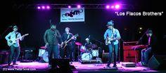 """2012-08-04 Nuevos Talentos Musicales - """"Los Flacos Brothers"""" en Arenas de San Pedro."""