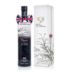 Herefor UK - A single estate gin made from distilling organic cider apples from their orchards to create the spirit into which 11 wild botanicals are then infused really  sets this gin apart from many other UK gins.  Even the water that's added after distillation comes from the aquifer that runs underneath the orchard. A real ground to glass taste of Hereford with a distinct apple note. Available from Waitrose.