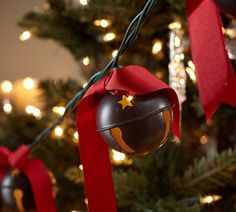 Jingle Bell String Lights | Pottery Barn
