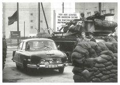 Berlin 1961 Tatra 603