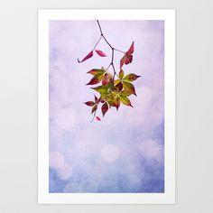 I`m here Art Print by Claudia Drossert - $18.72