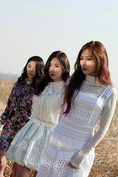 Dami, Handong and JiU