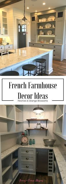 French Farmhouse Decor Ideas and Home Tour