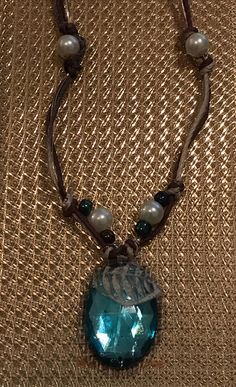 Hawaiian Princess Magical Seashell Necklace Moana Waialiki Costume Heart Te Fiti