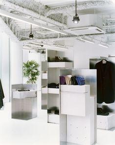 Julien David Jingumae Shop by Ciguë | 谷德设计网