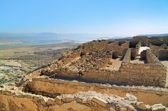 The 1st century BC ruins of King Herod's Masada Palace complex in Israel are important to Jewish cultural heritage and symbolize humankind's struggle against oppression. http://www.covingtontravel.com/2016/03/bucket-list-worthy-unesco-world-heritage-sites/?utm_source=pinterest&utm_medium=share&utm_campaign=blog