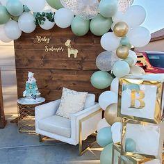 Gender Reveal Decorations, Baby Shower Decorations For Boys, Bridal Shower Decorations, Shower Tent, Baby Gender Reveal Party, Virtual Baby Shower, Tent Decorations, Baby Shower Signs, Boy Decor