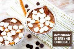 recipe   Homemade Dairy-Free Hot Chocolate - Henry Happened