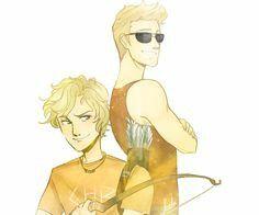 Will and Apollo