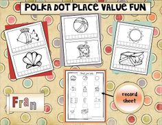 Polka Dot Beach Fun