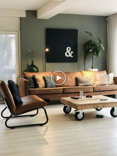 Home Living Room Theaters Living Room Theaters Living Room Green, Living Room Paint, Home Living Room, Living Room Furniture, Living Room Designs, Living Room Decor, Rustic Modern Living Room, Masculine Living Rooms, Living Room Bench