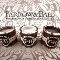 Farrow & Ball tradicionális angol festék és tapéta bemutatóterem Dog Bowls, Attila