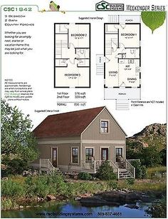 INSULATED! Galvanized STEEL GAMBREL BUILDING KIT CABIN-can add ...