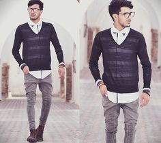 A day in the life (by Mohcine Aoki) http://lookbook.nu/look/3653477-A-day-in-the-life