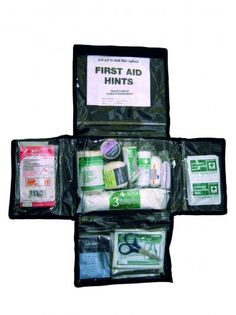 The Lifesaver #3 advanced kit, which can be used as the basis for an expedition medical kit. #bushcraftmedicalkit