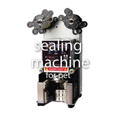 Sealing Machine for 98mm PET Cups (UL-Certified)