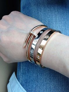 Photos of your LOVE + CLOU stack - Page 5 - PurseForum