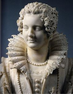 Italian sculptor Giuliano Finelli It's like a marble lace. Bust of Maria Duglioli Barberini, Exhibited at the Louvre Museum Statues, Traditional Sculptures, Art Sculpture, Metal Sculptures, Abstract Sculpture, Bronze Sculpture, Bernini Sculpture, Marble Art, Classical Art