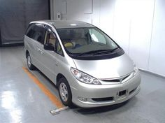 Toyota Estima Hybrid, 8 seater MPV or minivan, 2.4L, 4WD, mileage in km 86,000, automatic, G' selection grade, dual slide doors, cruise control, front,side and back cameras,genuine satnav, Japan auction quality rank 4.5 B. For more info contact us via www.nippon-autos.com #japan #auction #cars #export #japanese #used #car #imports