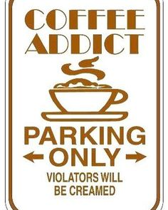 #coffee #addict#parking #coffee_lover_Canada by coffee_lover_canada
