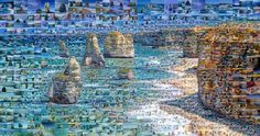 Incredible Photo Mosaics Melbourne, Australia