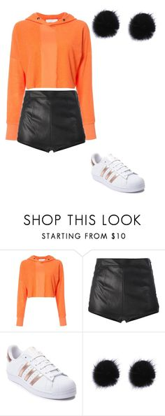 """Untitled #195"" by adellolita on Polyvore featuring daniel patrick, La Perla and adidas"