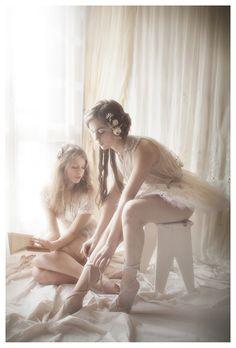 Ruta & Dovile by Vivienne Mok