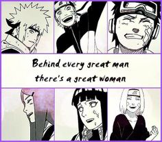 Minato and Kushina. Naruto and Hinata. Obito and Rin.