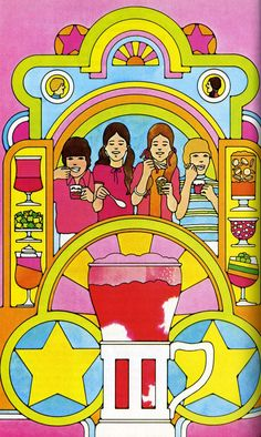1969 Jell-O Ad