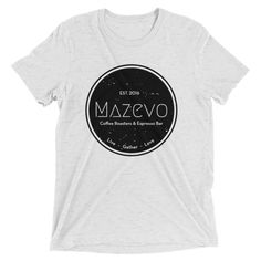 Mazevo Coffee Logo T    Short sleeve t-shirt