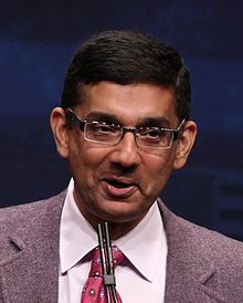 Dinesh D'Souza, Who Opposes Gay Marriage, is Divorcing His Wife for a Younger Woman - so much for the sanctity of marriage.