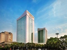 Kunshan Sovereign Hotel China, Asia Set in a prime location of Kunshan, Sovereign Hotel puts everything the city has to offer just outside your doorstep. The hotel has everything you need for a comfortable stay. Free Wi-Fi in all rooms, 24-hour front desk, 24-hour room service, facilities for disabled guests, express check-in/check-out are on the list of things guests can enjoy. Designed for comfort, selected guestrooms offer television LCD/plasma screen, internet access – wir...