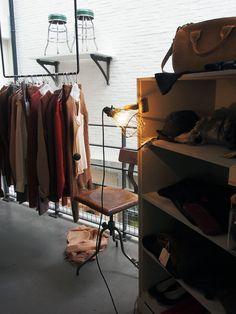 . Concept Store Paris, Concept Stores, Merci Store, Merci Paris, Paris Design, Wardrobe Rack, Shops, Spaces, Boutique
